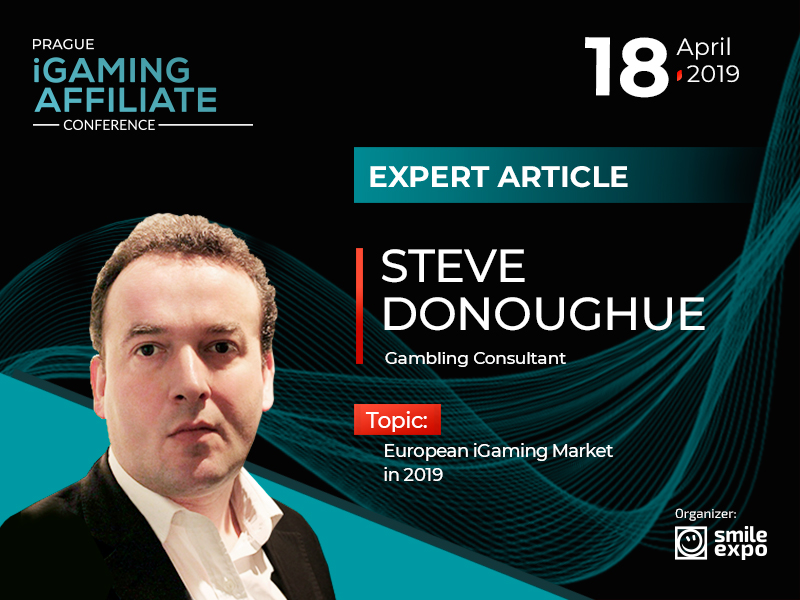 Оnline Gambling: Analysis and Situation in Europe in 2019 from Steve Donoughue