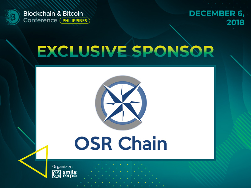 OSR Chain – the Exclusive Sponsor of the Blockchain & Bitcoin Conference Philippines