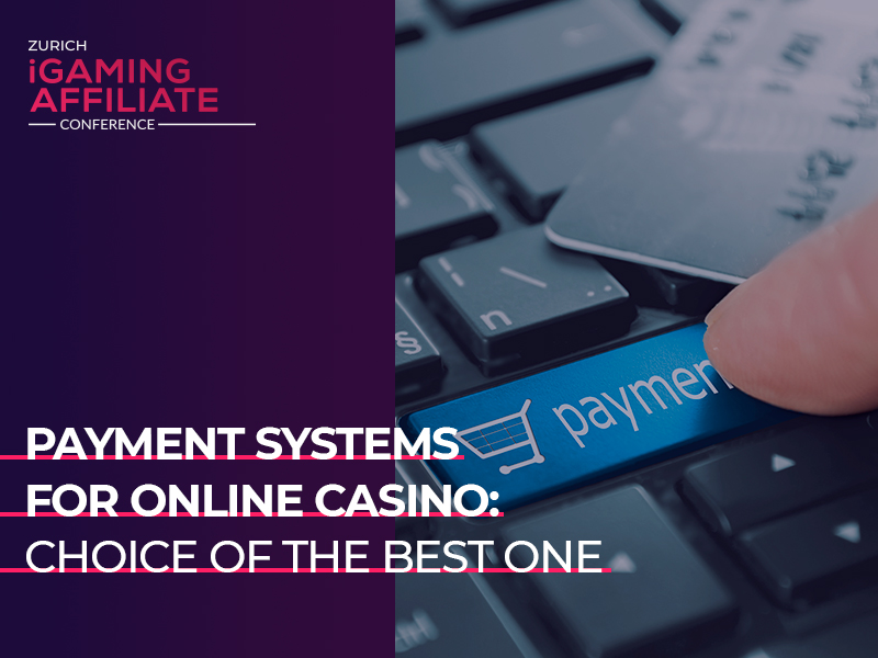 Payment Systems in Gambling Industry: Types, Pros and Cons