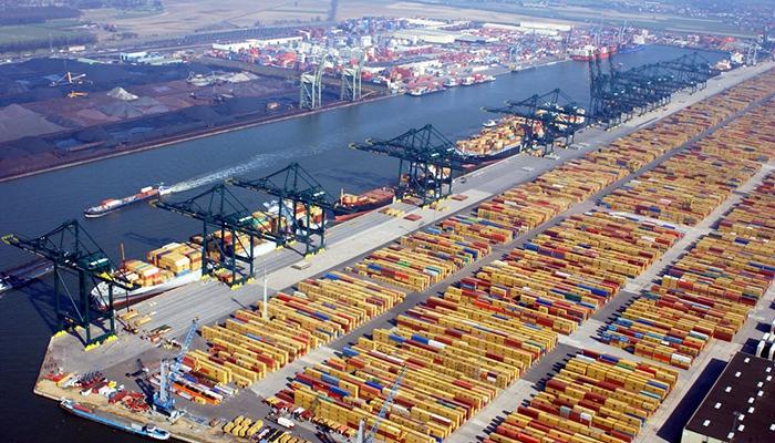 Порт Антверпена внедряет блокчейн