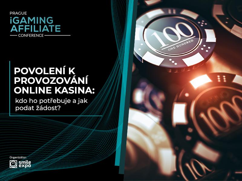Povolení k provozování online kasina: kdo ho potřebuje a jak podat žádost?
