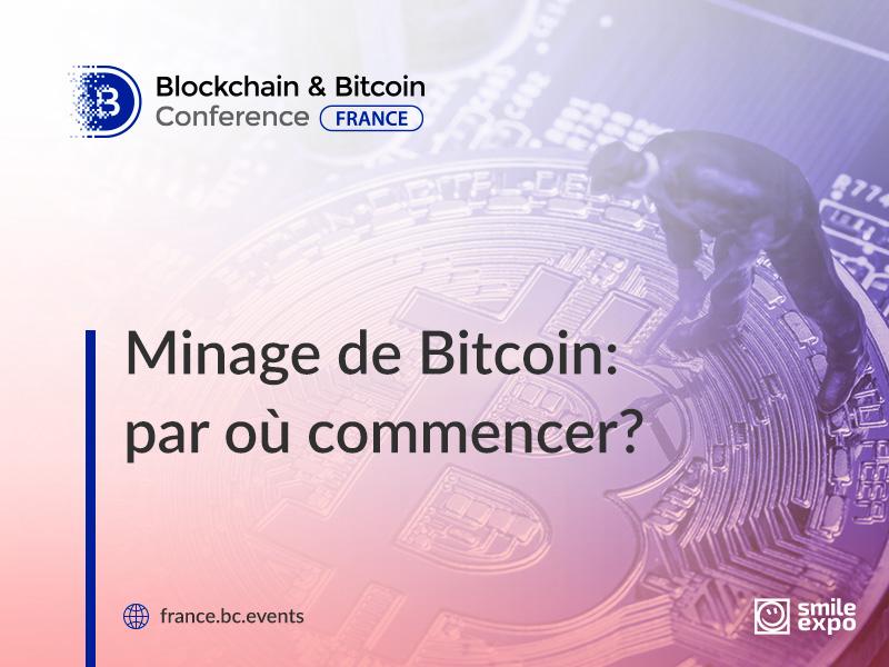 Préparation au minage de Bitcoin: les étapes simples