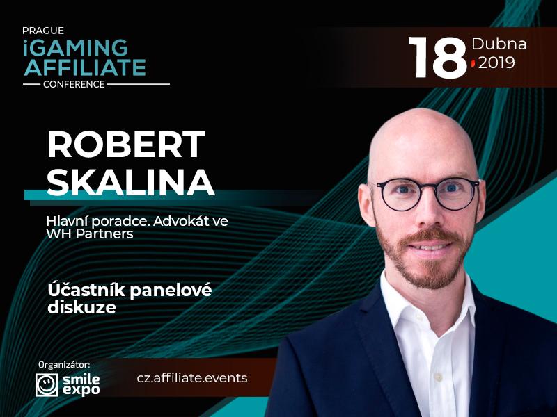 Právník z AK WH Partners Robert Skalina: o právní úpravě hazardních her v České republice
