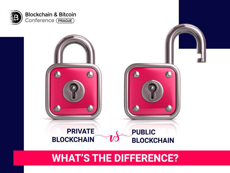 Private and public blockchain: features, pros, and differences