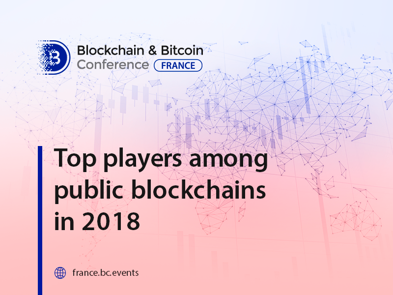 Public blockchain: key market players and their role in the crypto industry