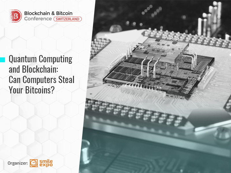 Quantum Computing and Blockchain: Can Computers Steal Your Bitcoins?