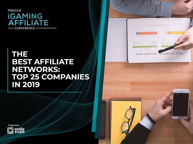 Rating of affiliate marketing companies in 2019