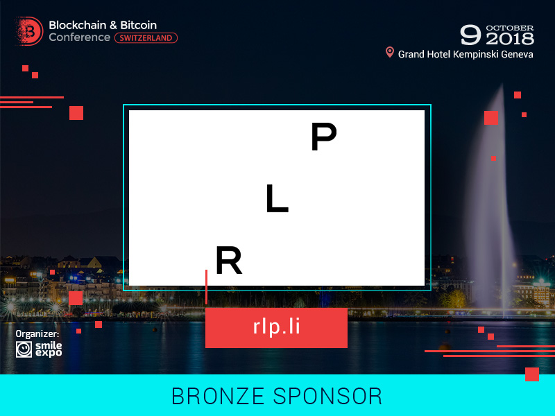 Rechtsanwälte Lennert Partners – the Bronze Sponsor of the Blockchain & Bitcoin Conference Switzerland