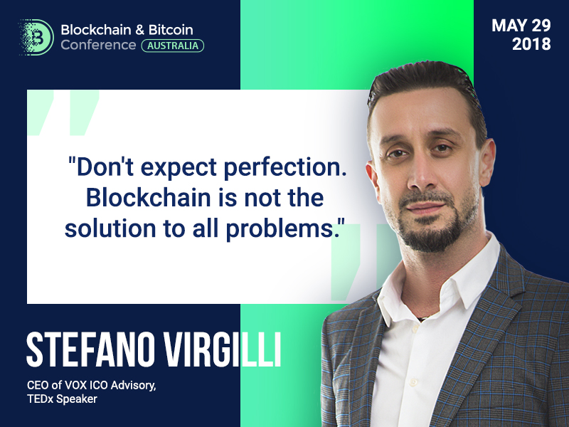 Regulations help governments to track and tax mining profits - Stefano Virgilli, CEO at VOX