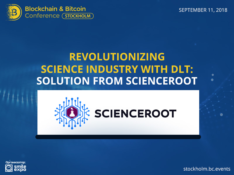 Revolutionizing Science Industry with DLT: Solution from Scienceroot