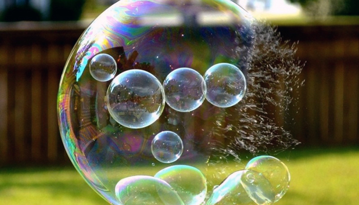 Opinion: capitalization growth of cryptocurrencies may prove to be a bubble