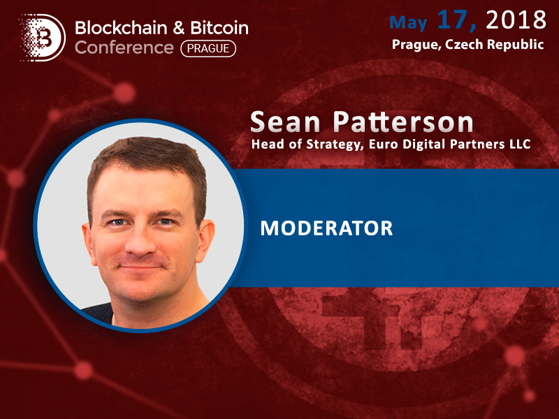 Sean Patterson, Head of Strategy at Euro Digital Partners LLC, Will Become a Moderate of the Conference