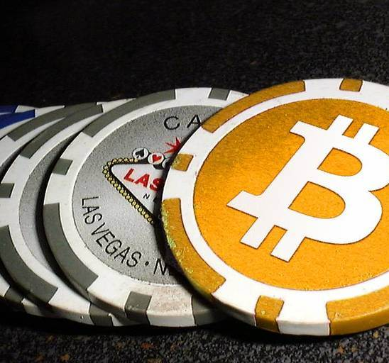 Bitcoin in Gambling Section within Bitcoin Conference Prague
