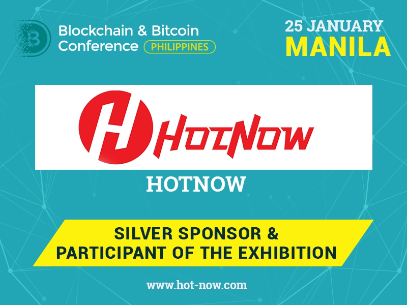 Silver Sponsor of B&BC Philippines is HotNow, an efficient tool for digital marketing