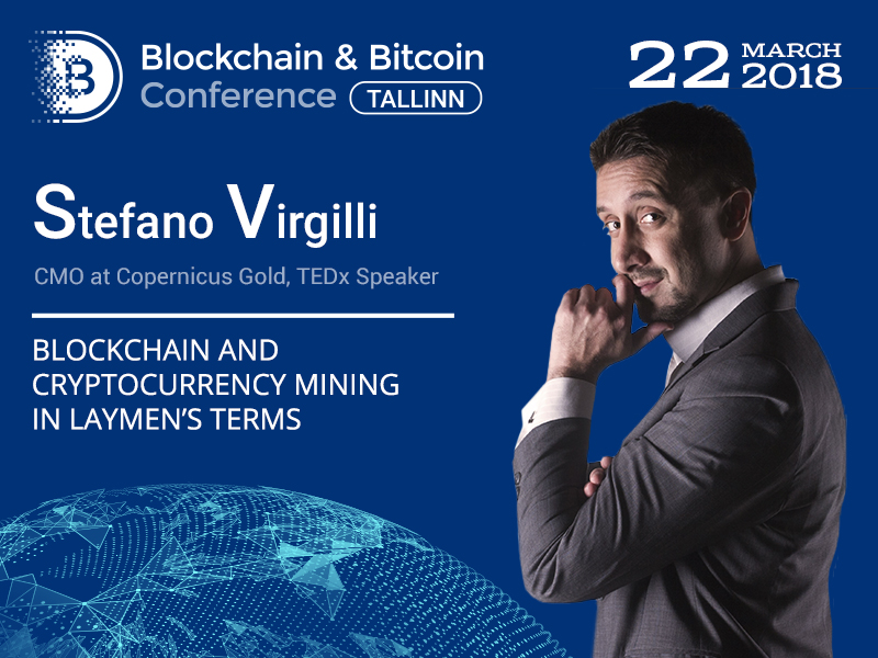 Simply about difficult things: notions of blockchain and mining from the popular TEDx speaker Stefano Virgilli