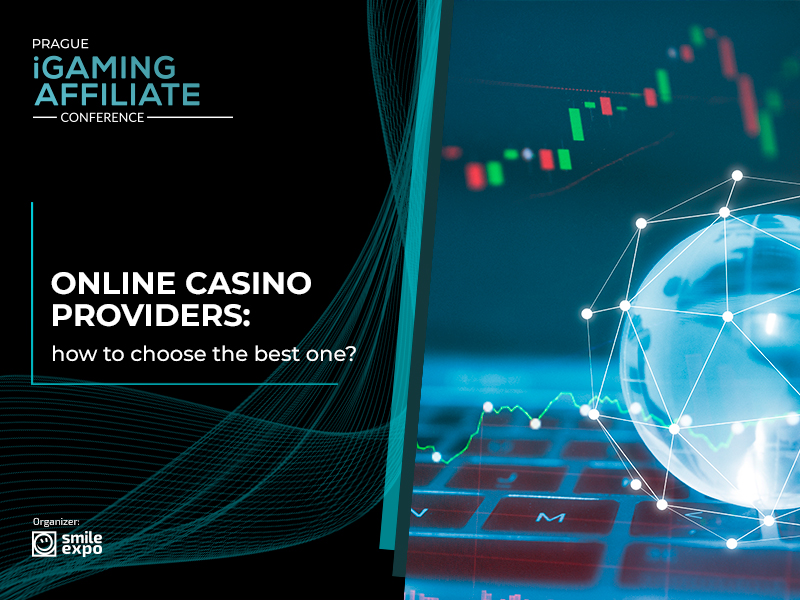 Software manufacturers: how to choose online casino provider?