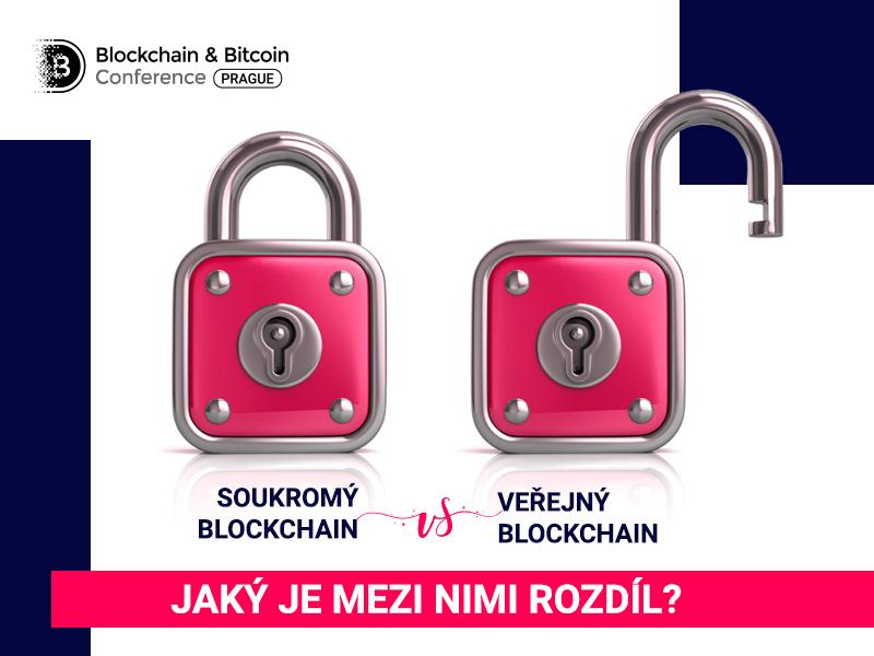 Soukromý a veřejný blockchain: vlastnosti a rozdíly