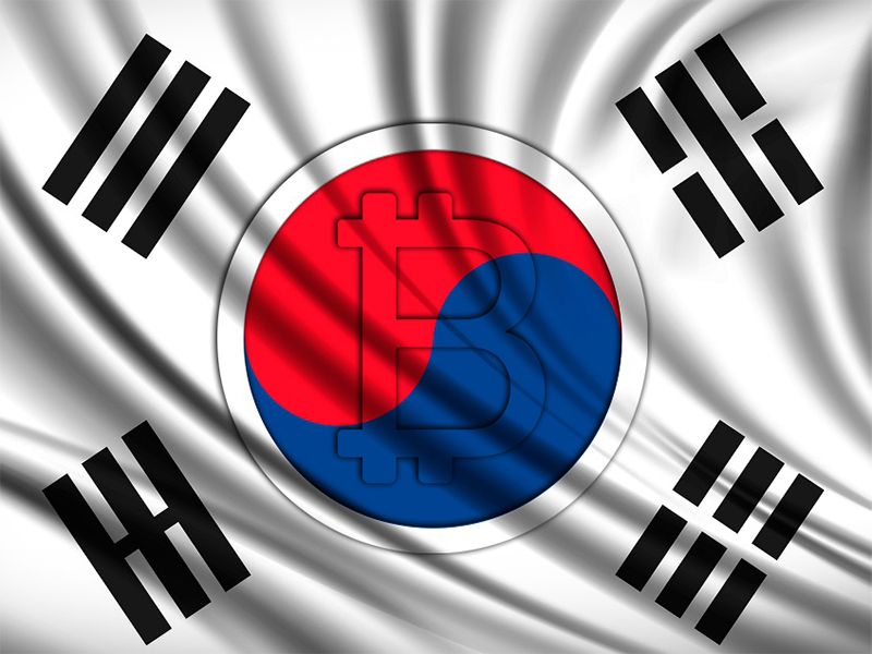 South Korea leads in cryptocurrency trading