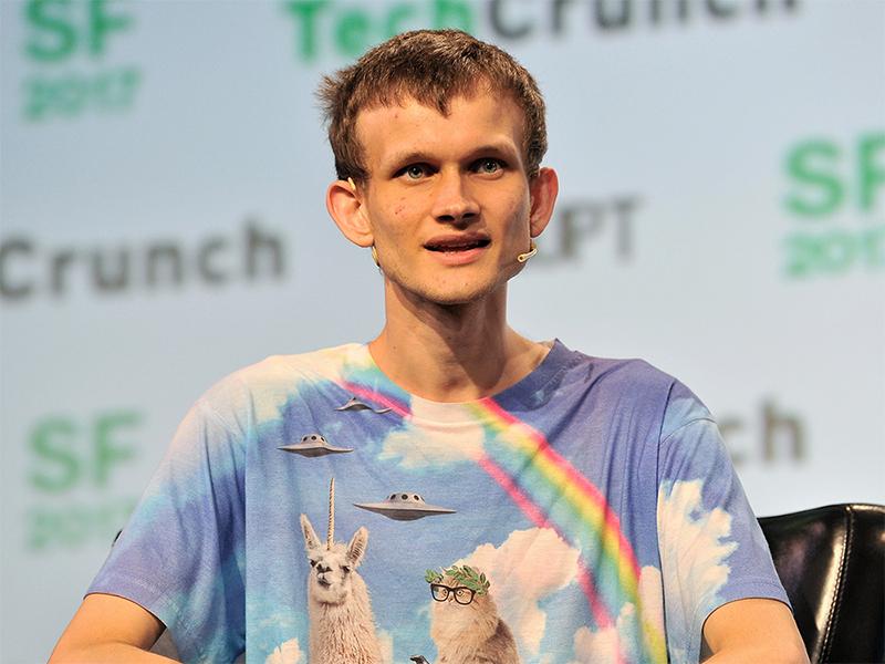 Создатель Ethereum беспокоится об общественной пользе криптовалют