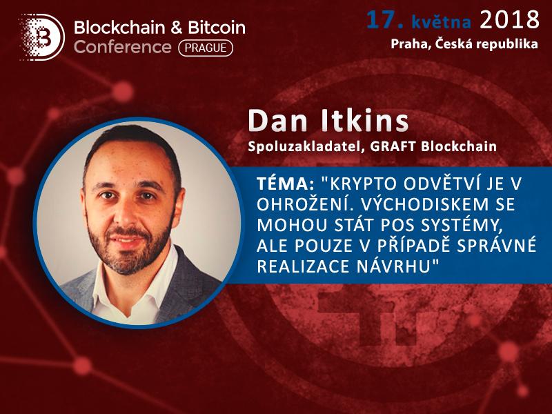 Spoluzakladatel GRAFT Blockchain vysvětlí, jak dostat kryptoměny do každé peněženky