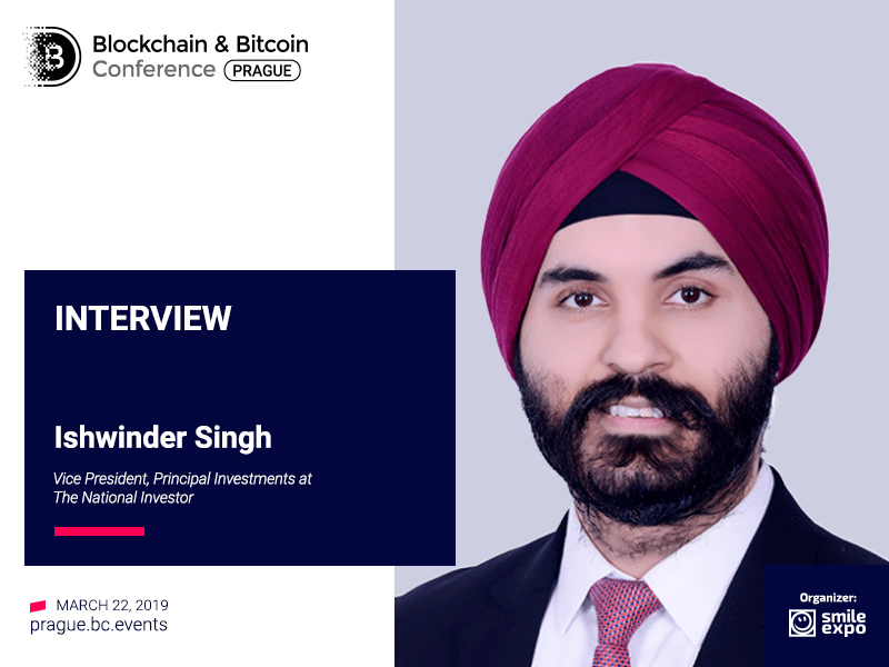 STOs Have Potential to Become Popular: Ishwinder Singh, VP of Principal Investments at The National Investor