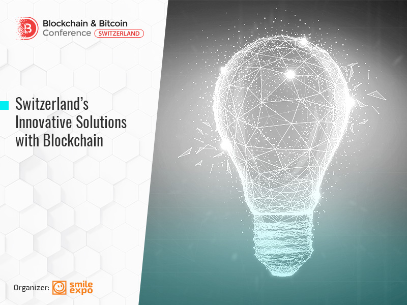 Switzerland's Innovative Solutions with Blockchain