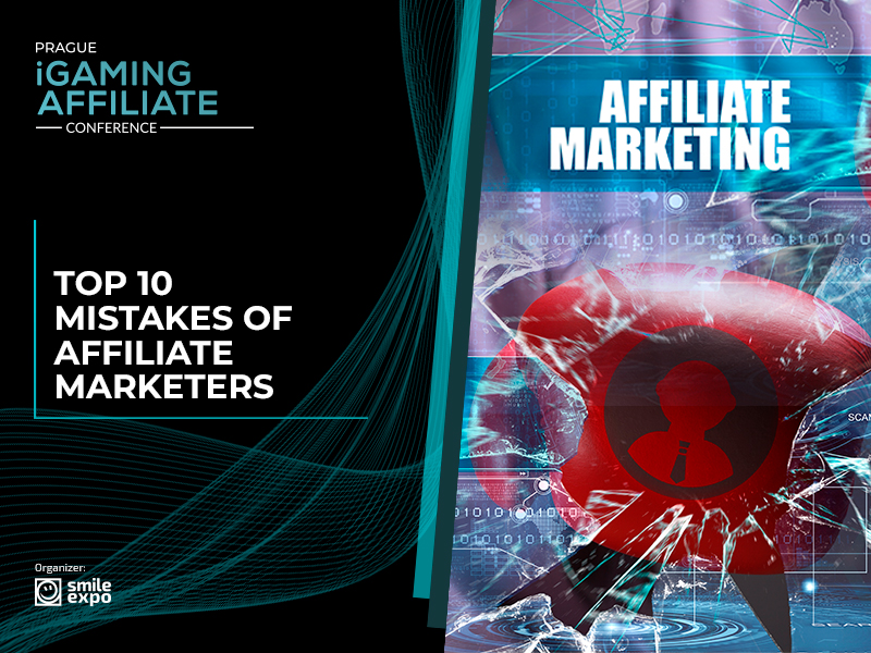 Telling lies and overloading with links: top 10 mistakes of affiliate marketers