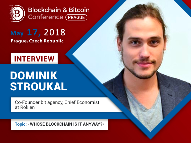 "The best definition so far is ""something like money"": Economist Dominik Stroukal about cryptocurrency definition"