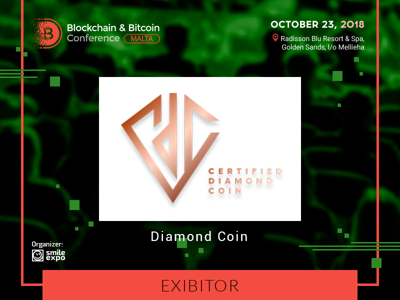 The Stable Coin Certified Diamond Coin Will Become the Exhibitor in the Demozone