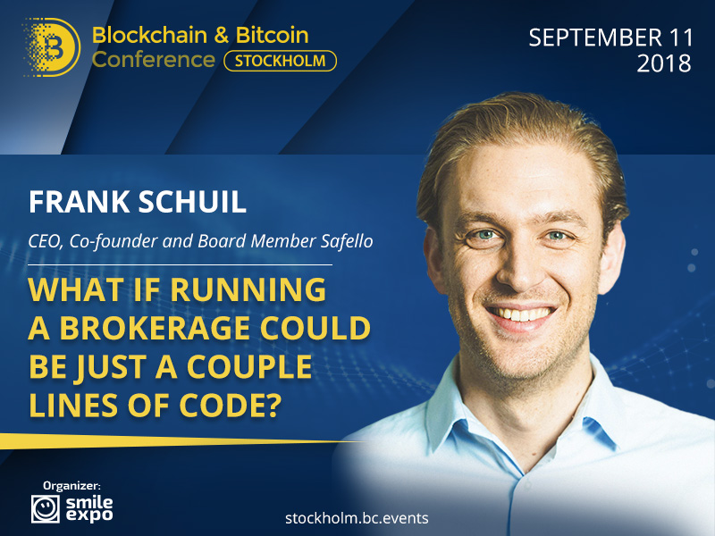 The Whole Truth About Being a Crypto Broker: Frank Schuil Will Reveal the Secrets