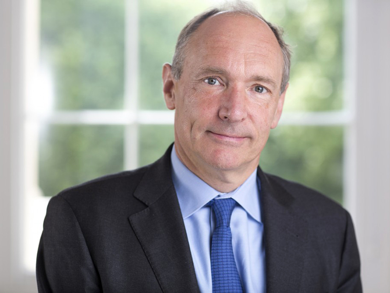 Tim Berners-Lee summons to use blockchain technologies wisely
