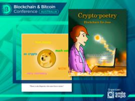 All Visitors Will Get Illustrated Book: Let's Educate Kids About Blockchain!