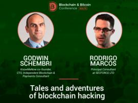 Attacking Blockchain: Godwin Schembri and Rodrigo Marcos Will Explain