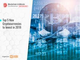 Best New Cryptocurrencies for Investment in 2018: Top 5