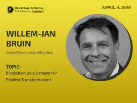 Bitfury Group Representative Will Explain How Blockchain Leads to Positive Transformations at Blockchain & Bitcoin Conference Germany