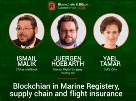 Blockchain & Bitcoin Conference Malta: use cases of decentralized technology in logistics