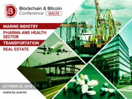 Blockchain & Bitcoin Conference Malta will discuss blockchain application areas