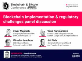 Blockchain Integration and Regulation: Hot Topic at the Panel Discussion