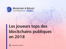 Blockchain publique: acteurs principaux et leur rôle dans l'industrie des crypto-monnaies