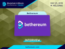 Blockchain Supports Revolution in Betting - Bethereum, Sports Betting Platform