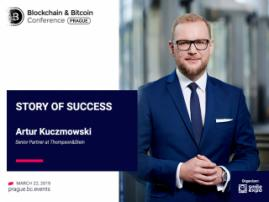 Combining the interest in law and new technologies. The Story of Artur Kuczmowski, Senior Partner at Thompson&Stein