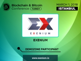 Cryptocurrency exchange on messenger. New solutions by Exenium.io