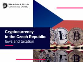 Cryptocurrency in the Czech Republic: laws and taxation