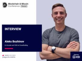Data Security Apps Will Play Major Role in DLT Industry This Year – Aleks Bozhinov, Co-Founder and CMO at Crowdholding