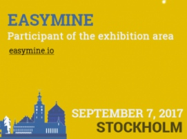 Easymine, exhibition area participant, to present platform for simple and power-efficient mining