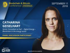 Energy Sector with DLT – Catharina Geiselhart, PwC, Will Provide the Analysis