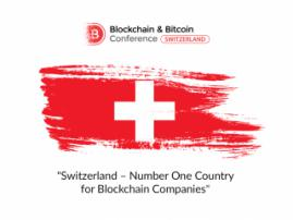Establishing a Blockchain Startup Is Better in Switzerland