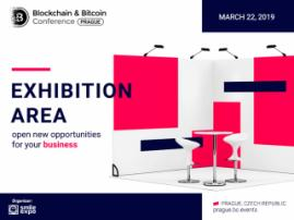 Fifth Blockchain & Bitcoin Conference Prague invites exhibitors! About advantages