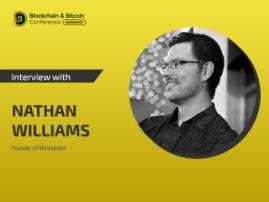 How blockchain helps track supply chains? Answer from MineSpider project founder Nathan Williams