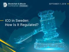 ICO in Sweden: How Is It Regulated?